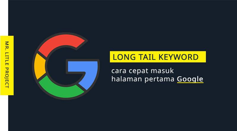 apa itu long tail keyword
